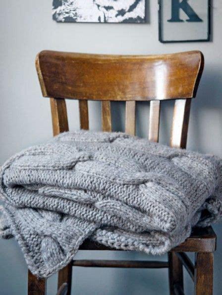 Decke Mit ärmeln Wolle by Die Besten 25 Ideen Zu Decke Stricken Auf