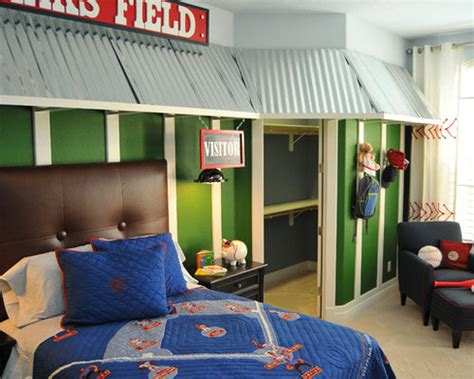 Baseball Theme Houzz