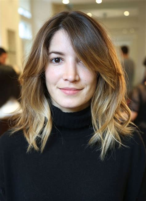 balayage and bangs 248 best balayage images on pinterest hair colors long