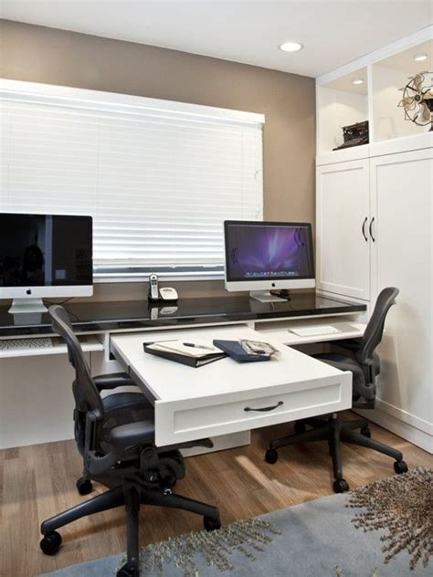 Slide Out Desk Extension 17 best images about den on magnolia homes offices and craft rooms
