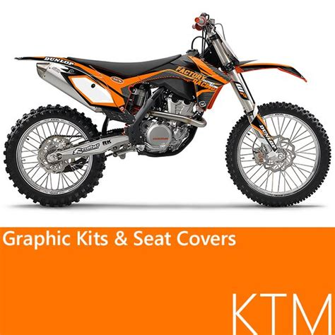 design ktm graphics flu designs motocross graphic kits splash n dirt