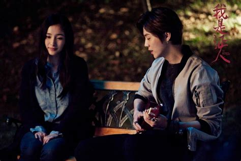 film china the witness movie the witness 我是证人 with yang mi and luhan attends