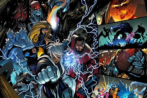 x men age of apocalypse 0785195092 preview age of apocalypse 1 by nicieza sandoval