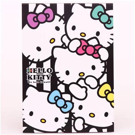 imagenes kawaii de hello kitty bloc de notas kawaii cabeza hello kitty rayas de jap 243 n