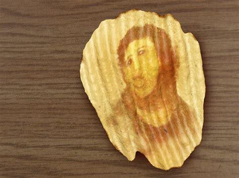printable model potato jesus potato chip cgtrader