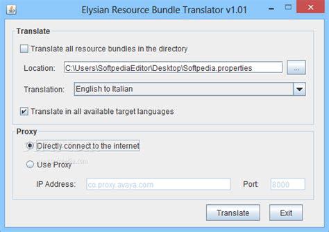 description of freeware translate alternative elysian resource bundle translator