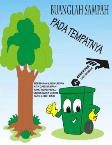 membuat poster lingkungan hidup 200 contoh gambar poster dan slogan bertema lingkungan hidup