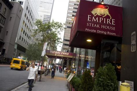 steak houses west side nyc empire steak house opening second location in midtown