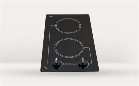 cooktop 2 burner electric electric cooktops for your home or boat