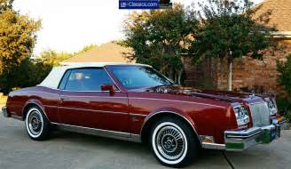 1984 Buick Riviera Convertible For Sale Buick Riviera Convertible Matt Garrett