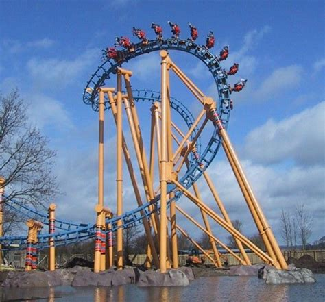 theme park yorkshire 42 best vekoma images on pinterest amusement parks