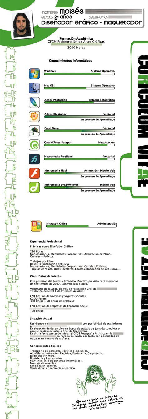 Diseã O Curricular De Y Taba Curriculum Vitae Curriculum Vitae Dise 241 Ador Grafico