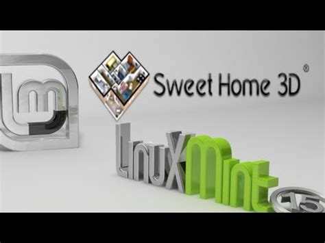 sweet home 3d home design software sweet home 3d an interior design software for linux mint