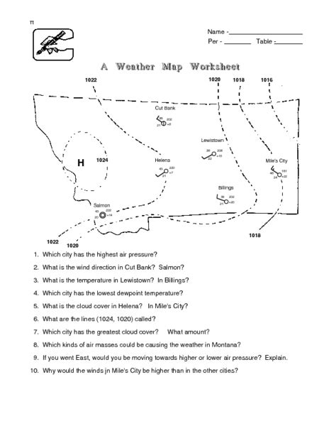 printable lesson plans for middle school all worksheets 187 weather worksheets for middle school