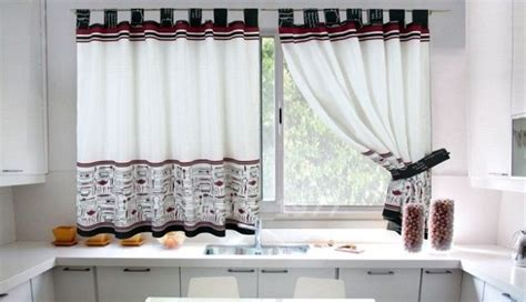 cortinas de cocina ideas y fotos para este cortinas para cocina modernas cortinas de cocina ideas y