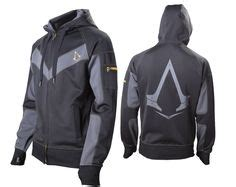 Assassin Creed Sweater Hoodie Jg Asc 06 gamer heaven assassin s creed rogue official zip up hoodie 61 06 http www gamer heaven