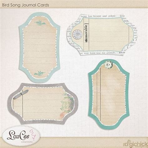 printable bird journal 12 best images about journeling on pinterest art journal