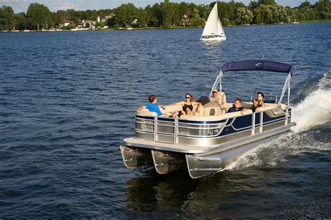 should i buy a used pontoon boat which type of boat should you buy