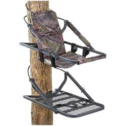 guide gear extreme deluxe hunting climber tree stand 177426 climbing tree stands at sportsman
