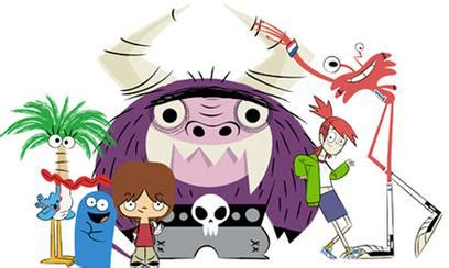 list of foster s home for imaginary friends characters