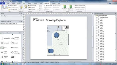 microsoft visio has stopped working 2013 getting started with visio 13 drawing explorer and