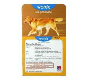 dewormer home remedy scientific remedies worex dewormer for 20 tablets dogspot pet supply