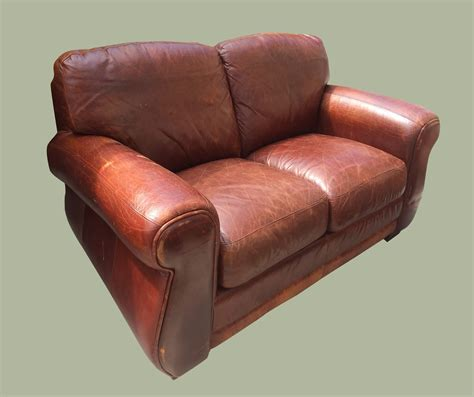 distressed leather recliner uhuru furniture collectibles distressed leather