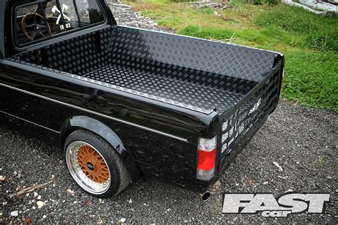 volkswagen caddy pickup wheels modified vw caddy fast car