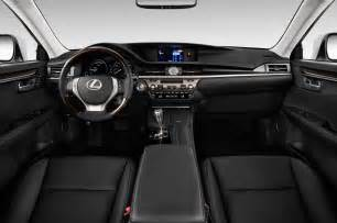 Lexus Es Interior 2015 Lexus Es350 Reviews And Rating Motor Trend