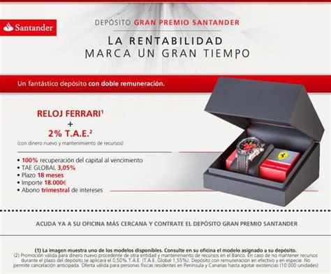 banco santander depositos a plazo fijo dep 243 sito mixto de banco santander mejores dep 211 sitos