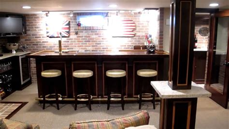 design rules for building a home bar basement bar sports room mov youtube