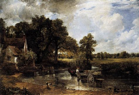 Landscape Artists Constable Constable And Landscape In Romanticism Mustafa S