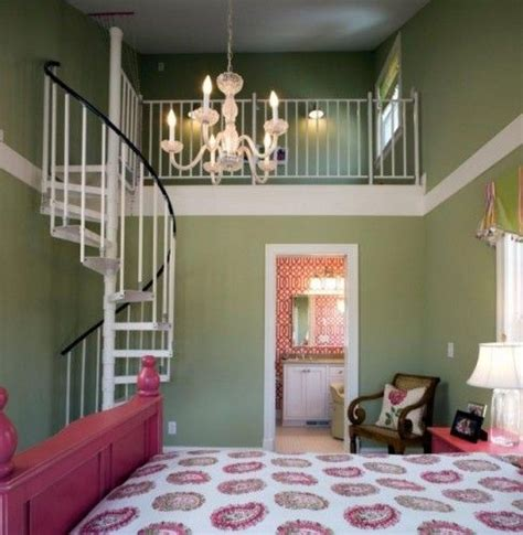 two story bedroom cute spiral http www houzz com photos 164404