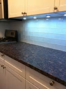 Glass Subway Tiles For Kitchen Backsplash by Kitchen With White Glass Subway Tiles Backsplash