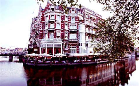 best hotel in amsterdam amsterdam best luxury hotels travelsort