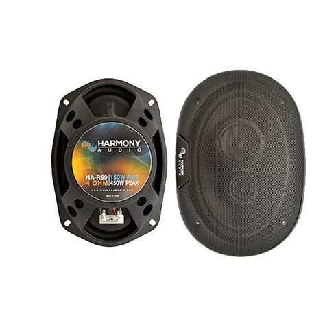 chrysler 300 speakers fits chrysler 300 2008 2010 rear deck replacement harmony