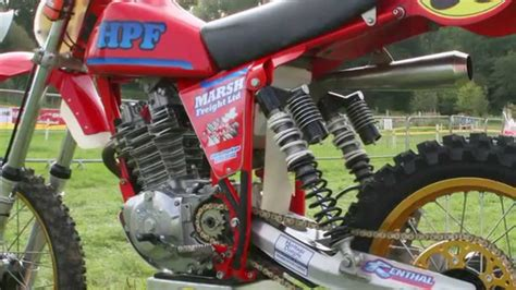 twinshock motocross bikes for sale some classic twinshock dirt bikes youtube