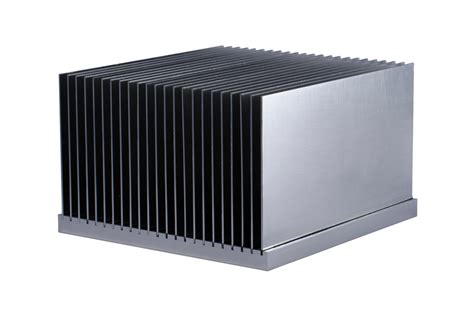 heat sink thermo cool bonded fins