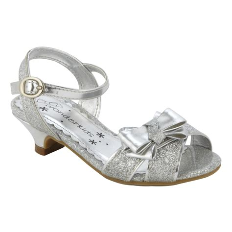 silver dress shoes wonderkids toddler s dress shoe quintinala silver