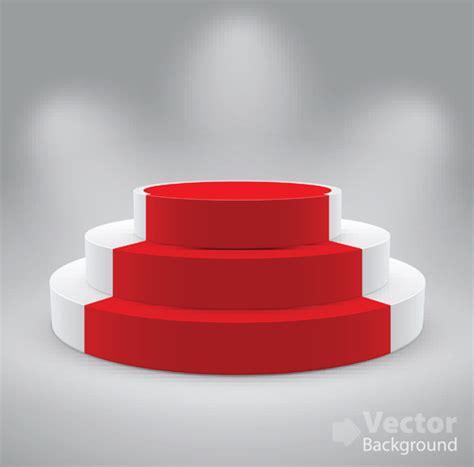 background design vector format elements of podium background design vector free vector in