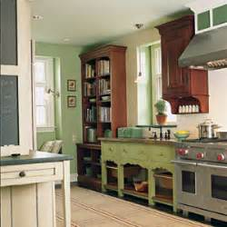 Furniture In The Kitchen mixing furniture styles in the kitchen kitchen this old house
