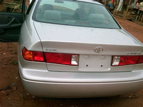 Toyota Camry 2002 For Sale Toyota Camry 2002 Lagos Clearing For Sale N1 2m