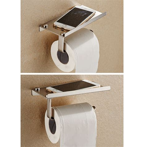 stainless steel toilet polished chrome stainless steel bathroom toilet paper