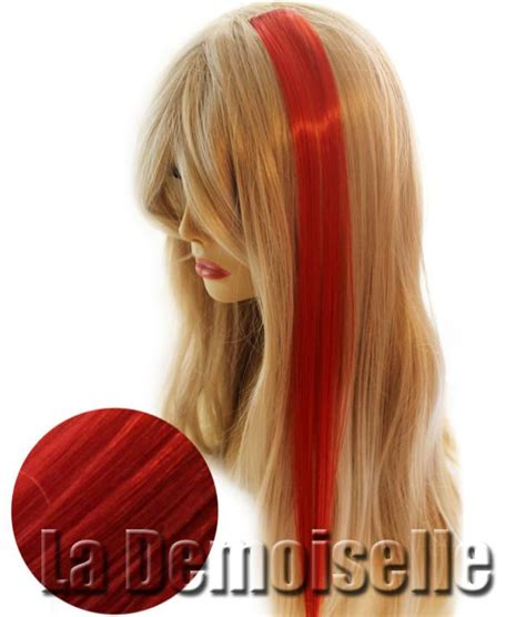 synthetic hair extensions clip in 20 quot clip in synthetic hair extensions