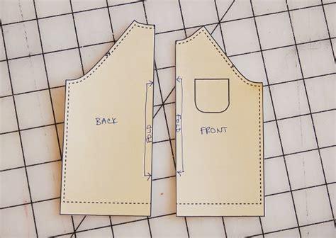 pattern fold line customizing the raglan the a line t shirt blog oliver s