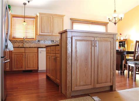 Refresh Oak Kitchen Cabinets by Refresh An Oak Kitchen Traditional Kitchen Other