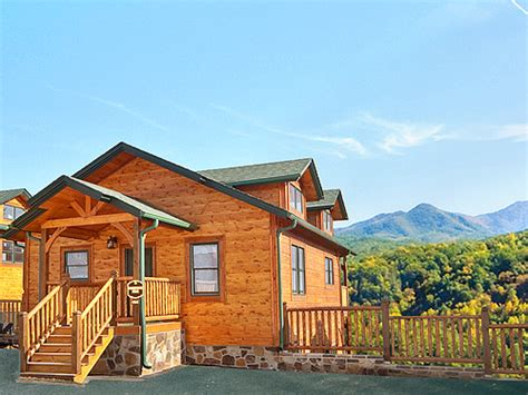 Morning Cabins by Pigeon Forge Cabin Morning 2 Bedroom Sleeps 8