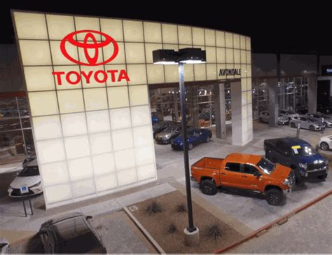 Avondale Toyota Inventory Avondale Toyota One Price One Person Car Dealership In