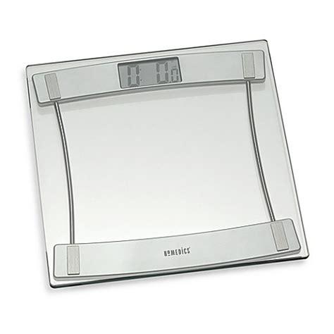 bed bath and beyond bathroom scales homedics 174 glass digital bathroom scale 405 bed bath beyond