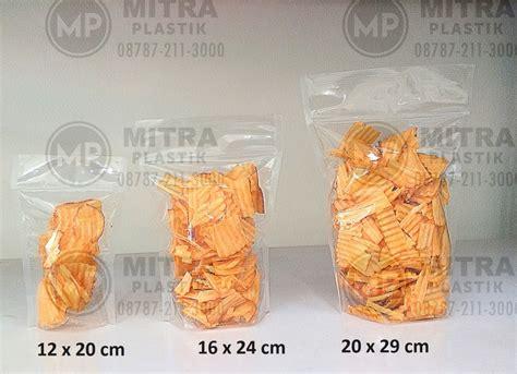 Plastik Klip Batu 5 X 7 Cm Tebal jual plastik klip berdiri standing pouch 16x32 cm mitra plastik